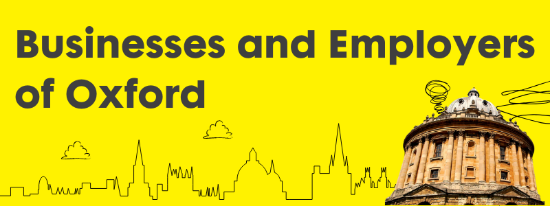 Businesses and employers of Oxford